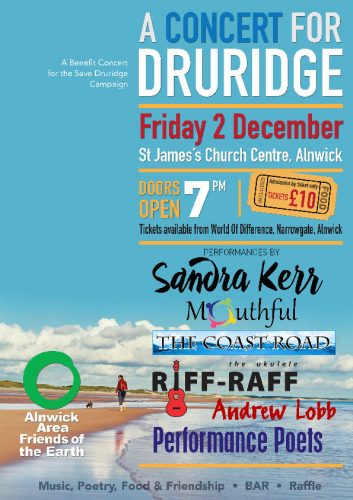 A Concert For Druridge